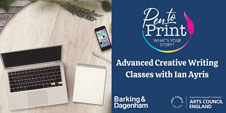 Pen to Print: Advanced Creative Writing Classes tickets
