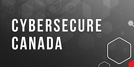 CyberSecure Canada monthly Webinar series - Establish perimeter defenses tickets