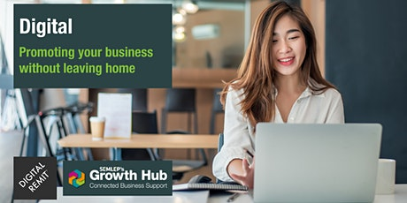 Digital: promoting your business without leaving home tickets