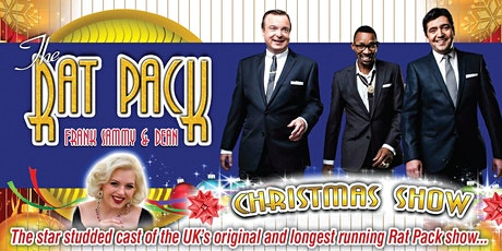 The Rat Pack : Christmas Special! tickets