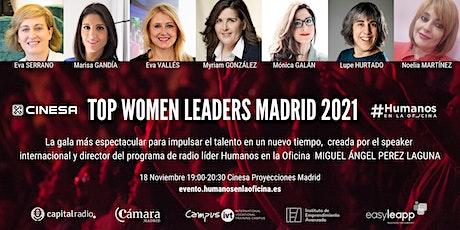 Top Women Leaders Madrid 2021. Vamos a transformar los lunes entradas