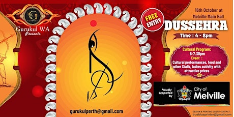 Dussehra 2021 A multi-cultural fest tickets