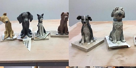 Saturday Pottery Club: Pottery Pets with Sarah Pink tickets