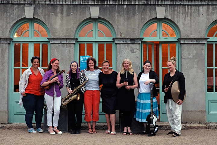Seó Beo Arís:The Revival of Live - Jazzabelles image