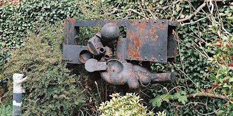 Sculpture in the Harlow Museum Gardens tickets