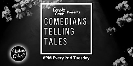 Comedians Telling Tales tickets