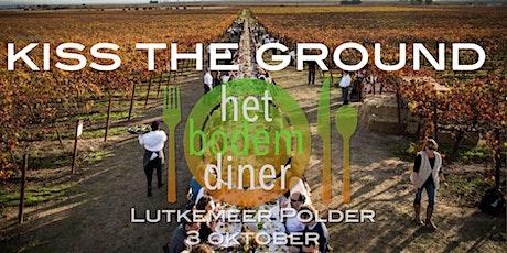 Bodem Diner: de kortste keten van grond tot mond tickets