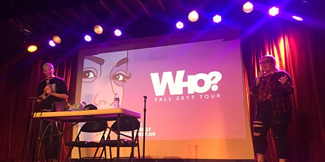 WHO? WEEKLY Live: The Woman Out of The Window Tour tickets