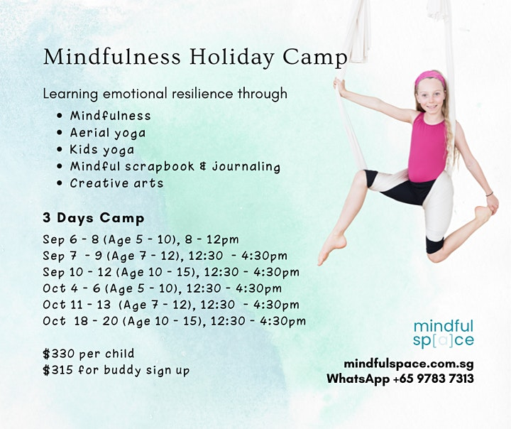 Sept and Oct Holiday Camp image