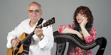 Tyneside Irish Festival - Máire Ní Chathasaigh & Chris Newman Tickets