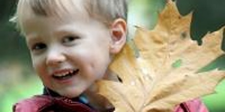 Nature Tots - Nature Discovery Centre Thatcham Monday 18th October tickets