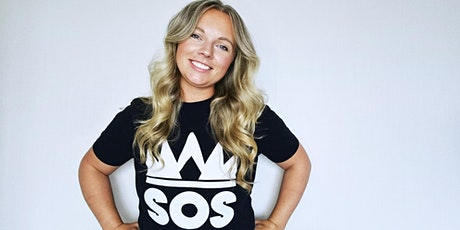 SOS BOSS With Sintija Gallagher tickets
