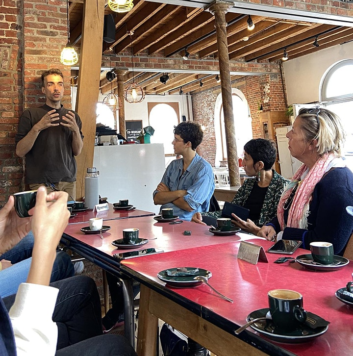 Image pour DISCOVER & TASTE Coffee Tour - Downtown Kanaal, Brussels