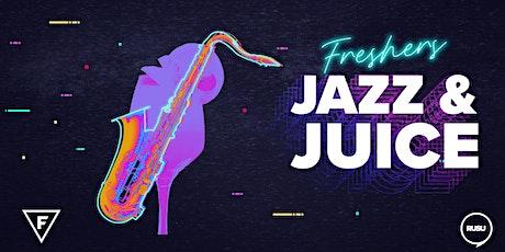 Jazz & Juice ft. Ellie Sax tickets