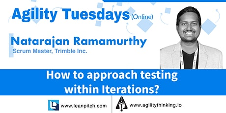 How to approach testing within Iterations? tickets