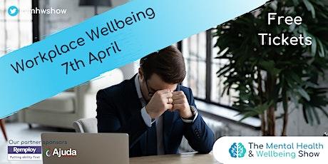 Mental Health Online: Workplace Wellbeing tickets
