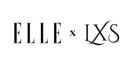 ELLE x LXS - Workshop tickets