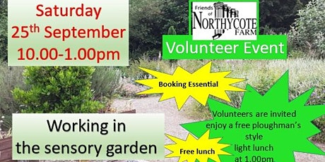 Friends of Northycote Farm Volunteer Event tickets