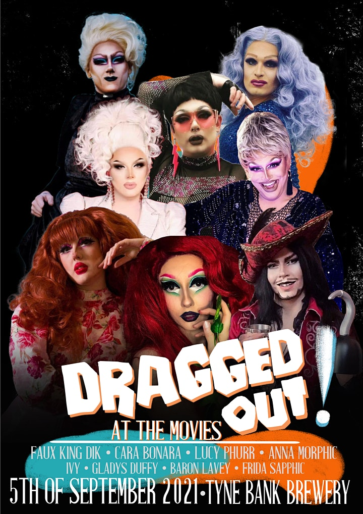 DRAGGED OUT RETURNS  - AT THE MOVIES... image