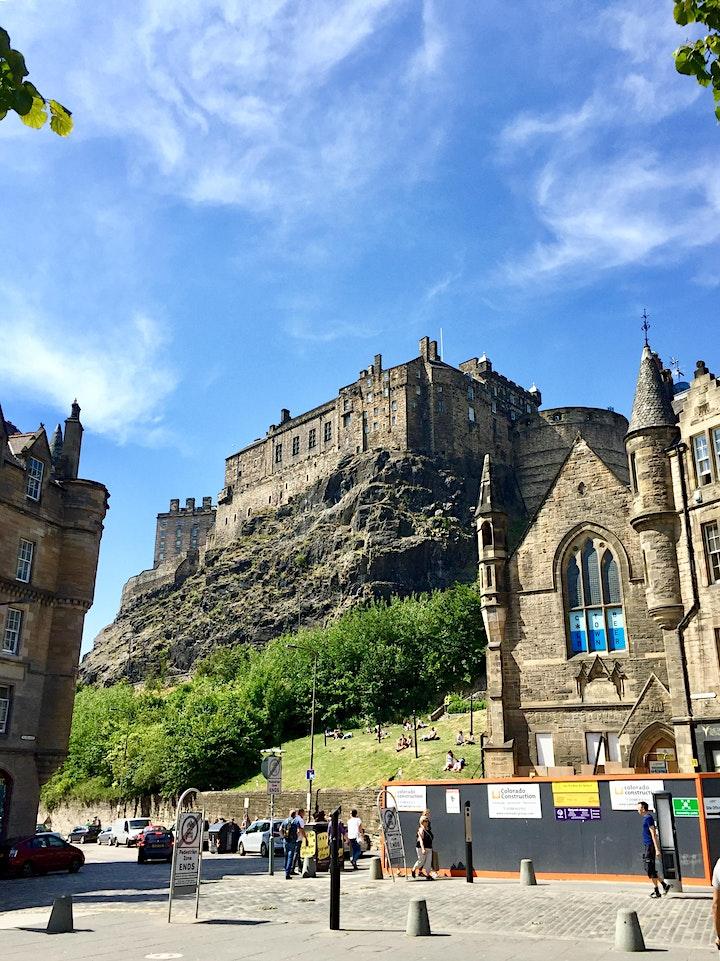 Stories of Edinburgh Walking Tour image
