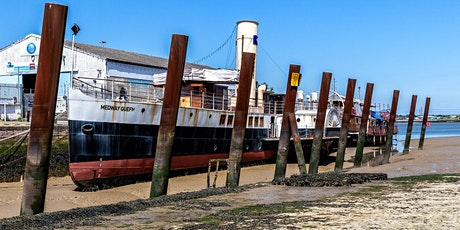Medway Queen Photography Friendly Tour - 23rd January tickets