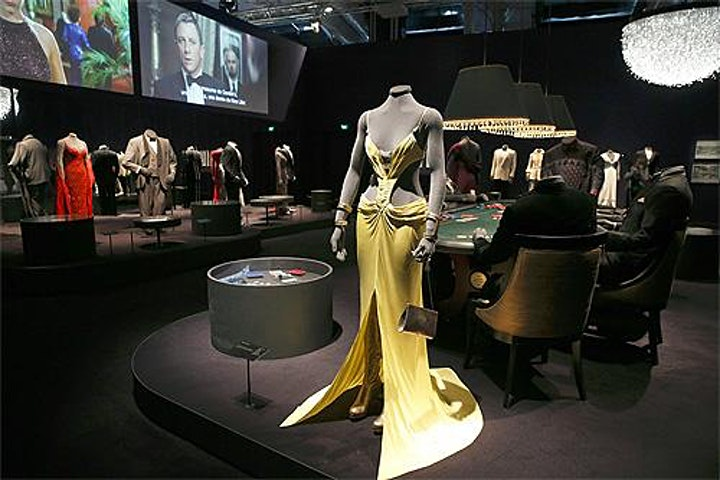 Bond Undressed: Exploring fashion in the world of 007 - LIVE TICKET image