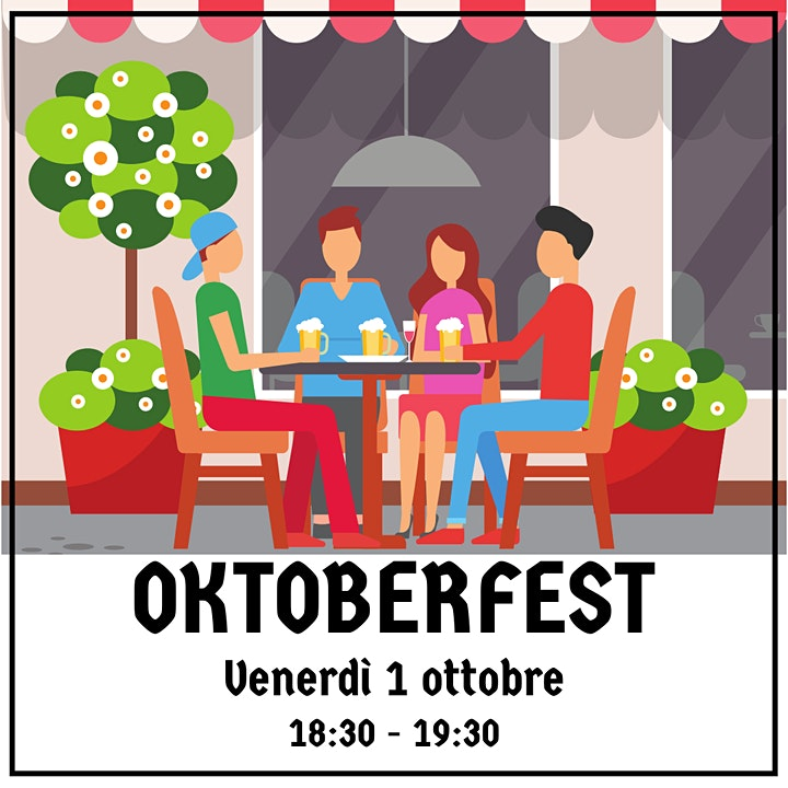 Immagine INLINGUA SOCIAL: OKTOBERFEST