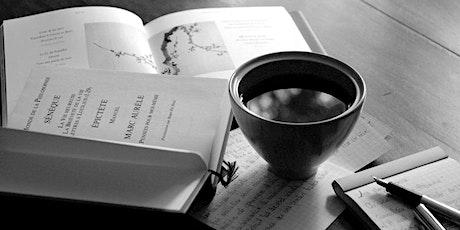 Café Philo : La conscience de la mort est-elle nécessaire au bonheur ? billets