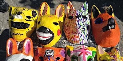 Paper Mache' Masks