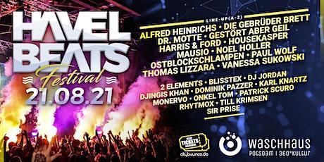 Havelbeats Festival 2021 Tickets