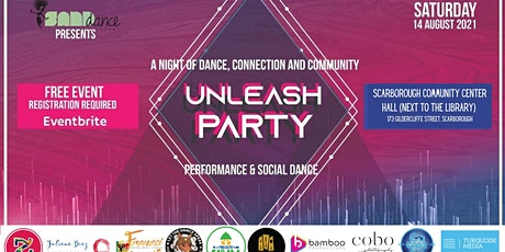 Unleash  Party - Performances and Social Dance tickets