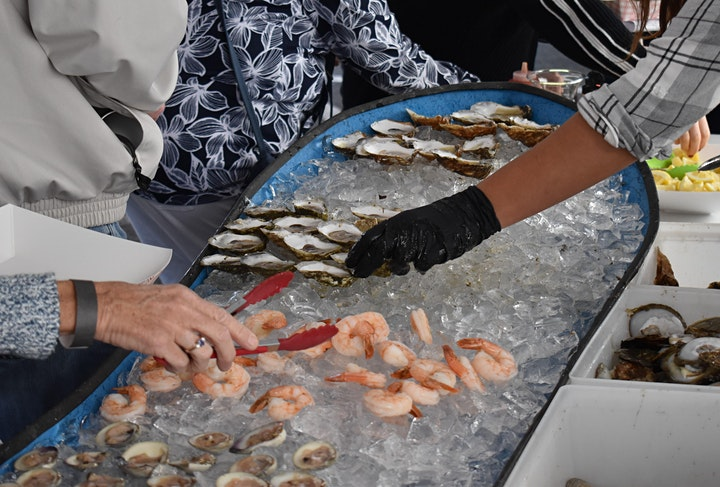 Cape Cod Beer's Oyster Fest: Shuck! A Day of Oysters & Beer! image