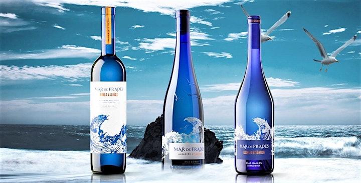 A night with Mar de Frades wines at Ibérica Victoria image