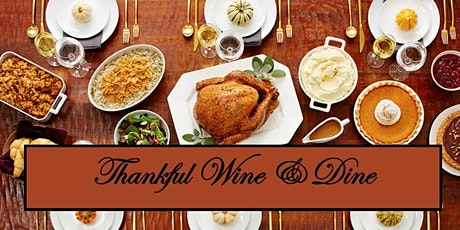 The Clubhouse Pub's Thankful Wine & Dine tickets
