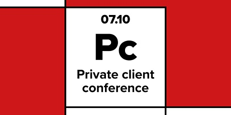 Private Client Conference (ONLINE) tickets