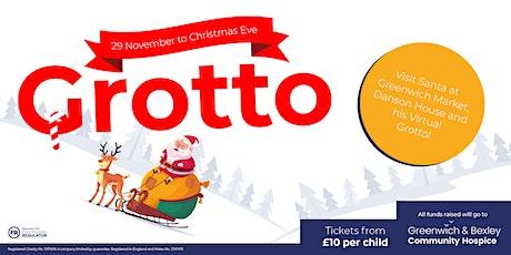 Greenwich Market Grotto 24 November-5 December tickets