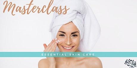 Masterclass: Essential Skincare tickets