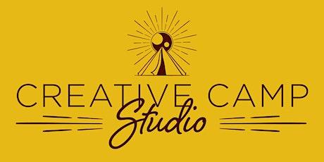 Creative Camp Studio Grand Opening tickets