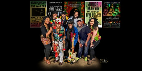 The Legendary Wailers w/ Hanzolo LIVE in Oneonta tickets