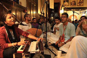 Sunday Night Kirtans in the Temple Room tickets