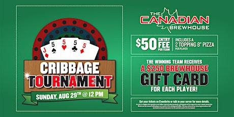 Cribbage Tournament (Fort Saskatchewan) tickets