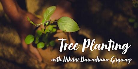 Tree Planting with Nikibii Dawadinna Giigwag Indigenous Youth Program ingressos