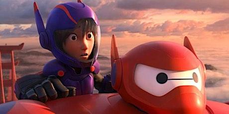 Big Hero 6 - Dangosiad Ffilm // Film Screening (73 Cinema @ Darganfod 2021) tickets