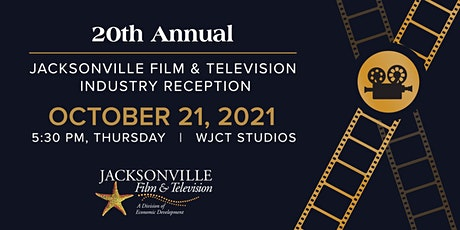 20th Annual Jacksonville Film & Television Industry Reception tickets