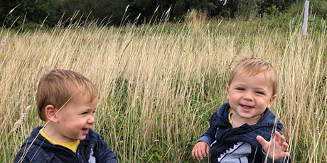 Nature Tots Friday 15th October pm- Didcot tickets