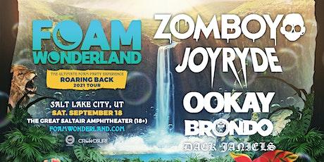 Foam Wonderland: Salt Lake City tickets