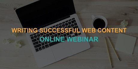 Writing Successful Web Content tickets