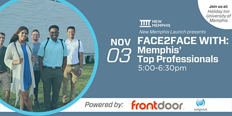FACE2FACE with Memphis' Top Professionals tickets