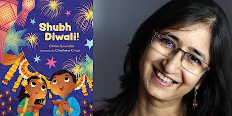 Celebrate Diwali with Author Chitra Soundar tickets