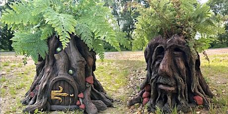 Tree Stump Planters! - 1 day Sculpture Workshop using Pal Tiya Premium tickets